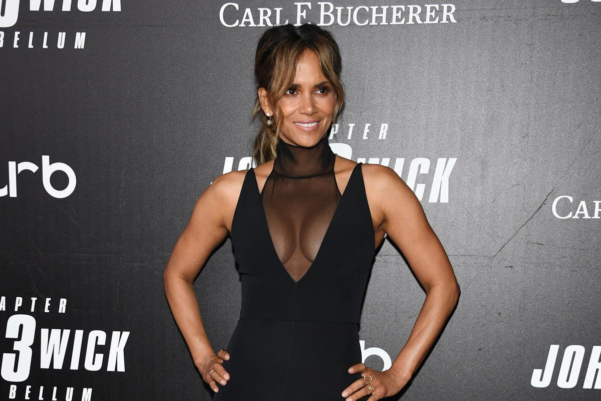 I'm far from tired: Halle Berry updates fans post injury