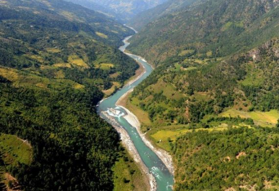 Chinese private firm makes debut in Nepali hydropower sector