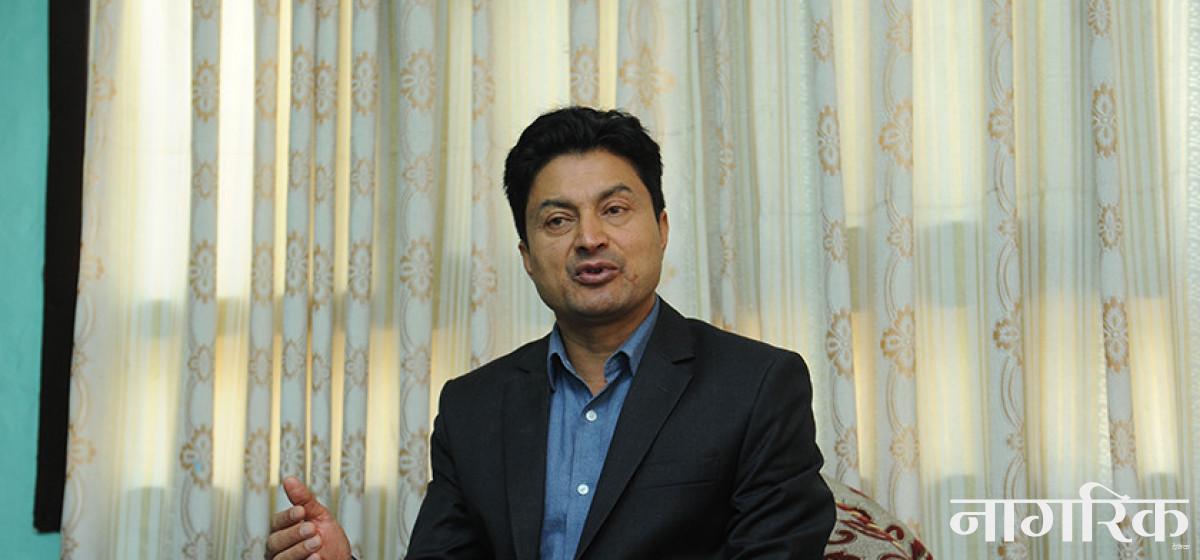I'll make honest attempts to save party unity: UML leader Bista