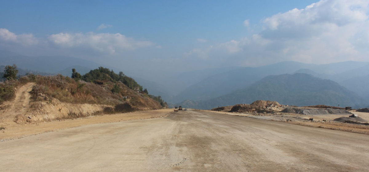 Falgunanda Sukilumba Airport in Ilam to be operational from next April