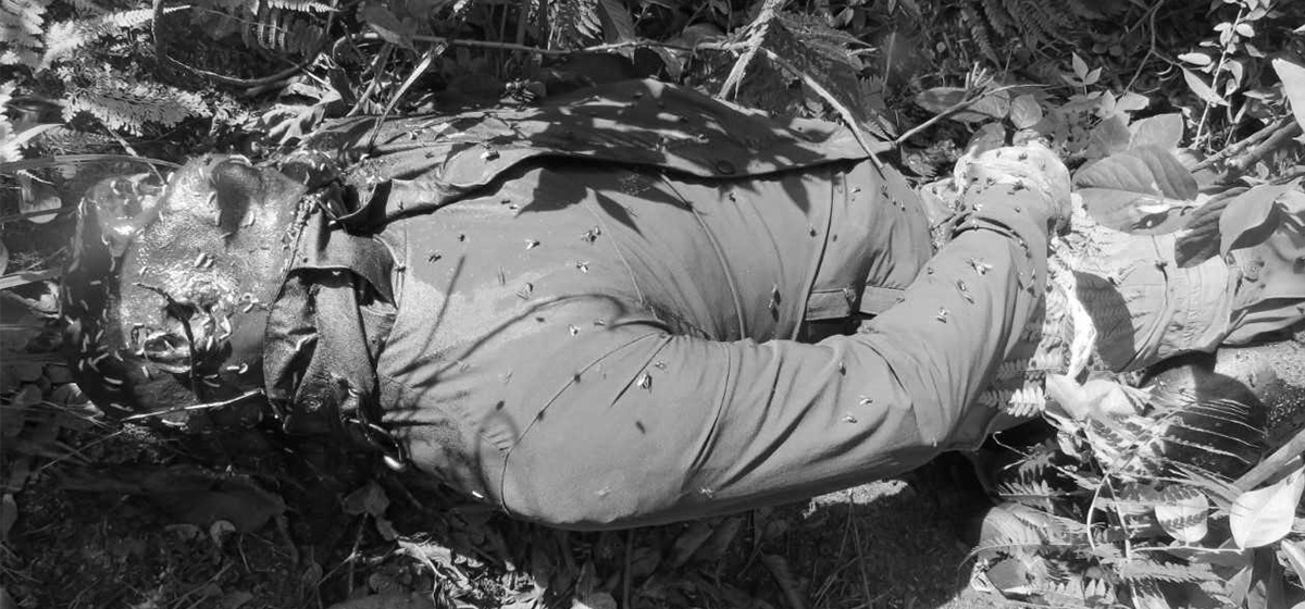A man in his forties found dead in Bhaktapur