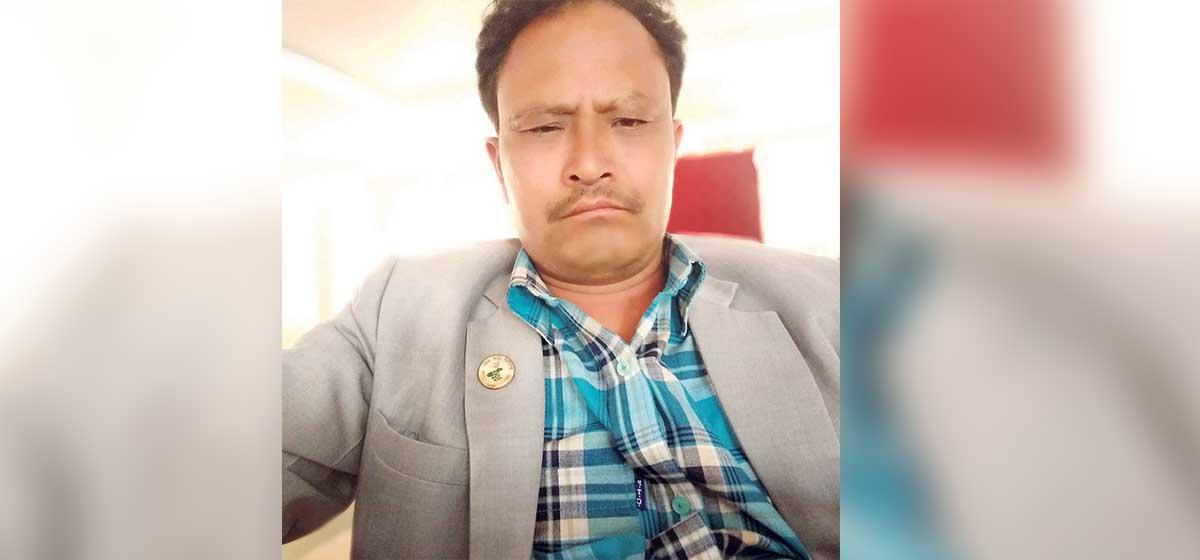 Karnali Province Minister Shahi accused of rape