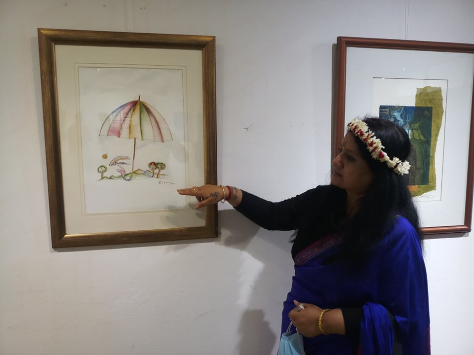 'In my dream' on display at NAC