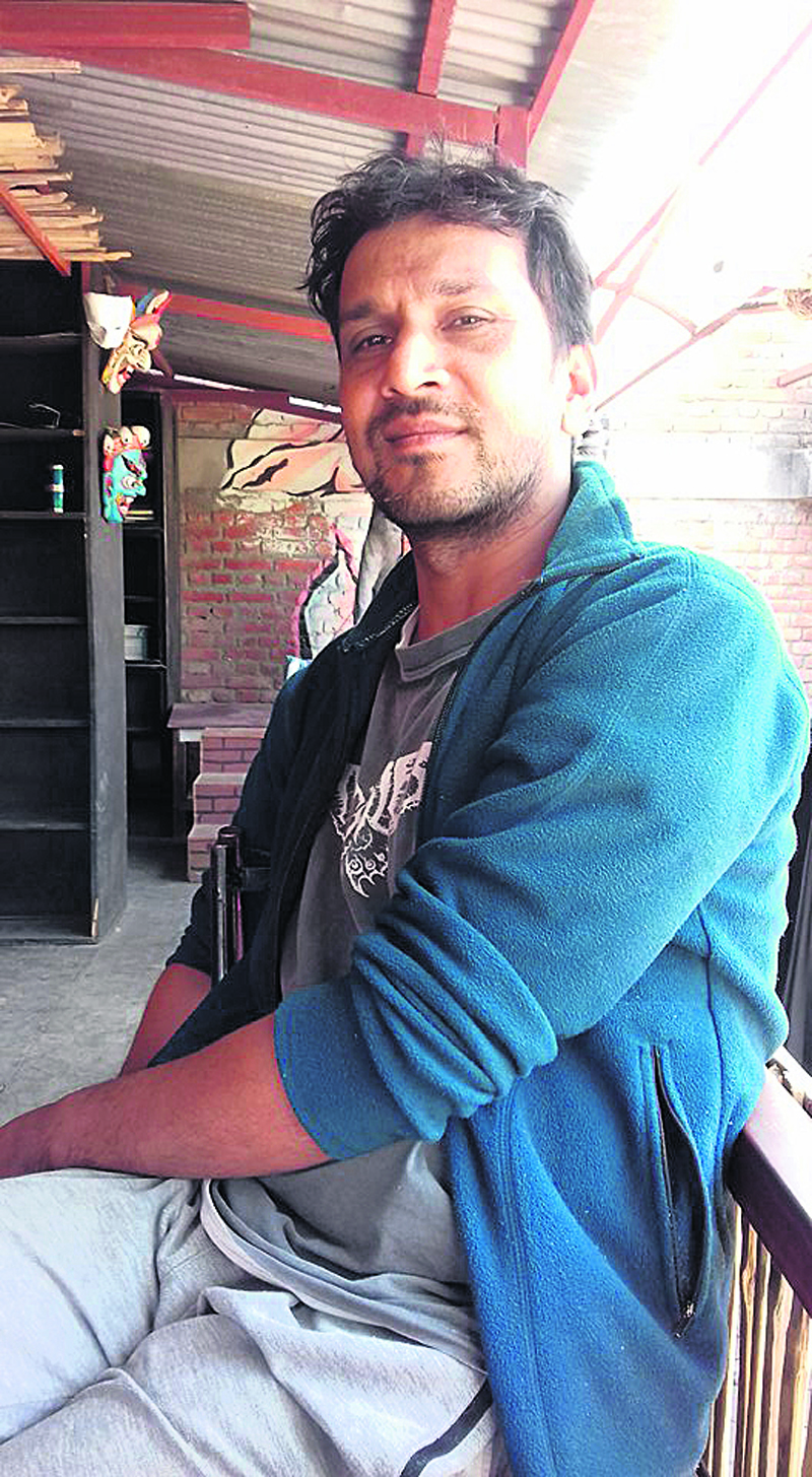 5 things about Ghimire Yubaraj