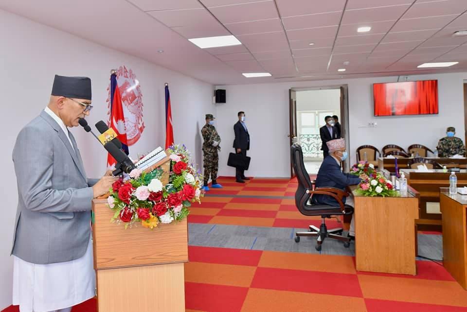 Ignoring cautions from various quarters, caretaker govt unveils full budget with populist programs