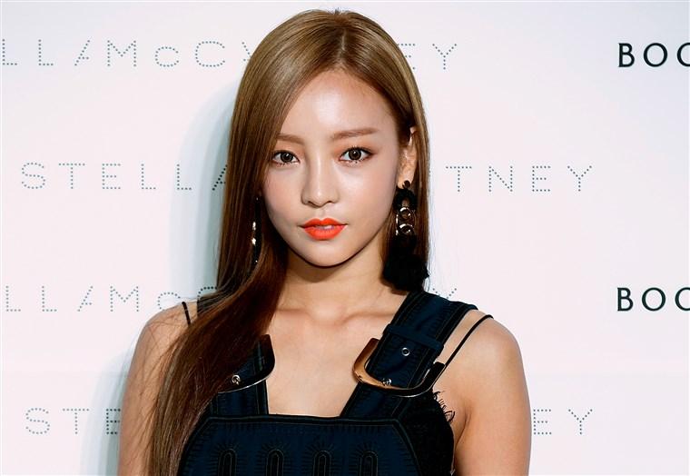 K-pop star Goo Hara found dead at her home