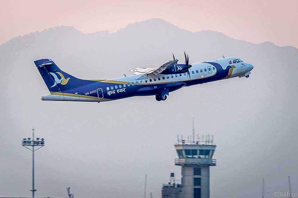 Promoting Himalayas, Promoting Nepal: Buddha Air
