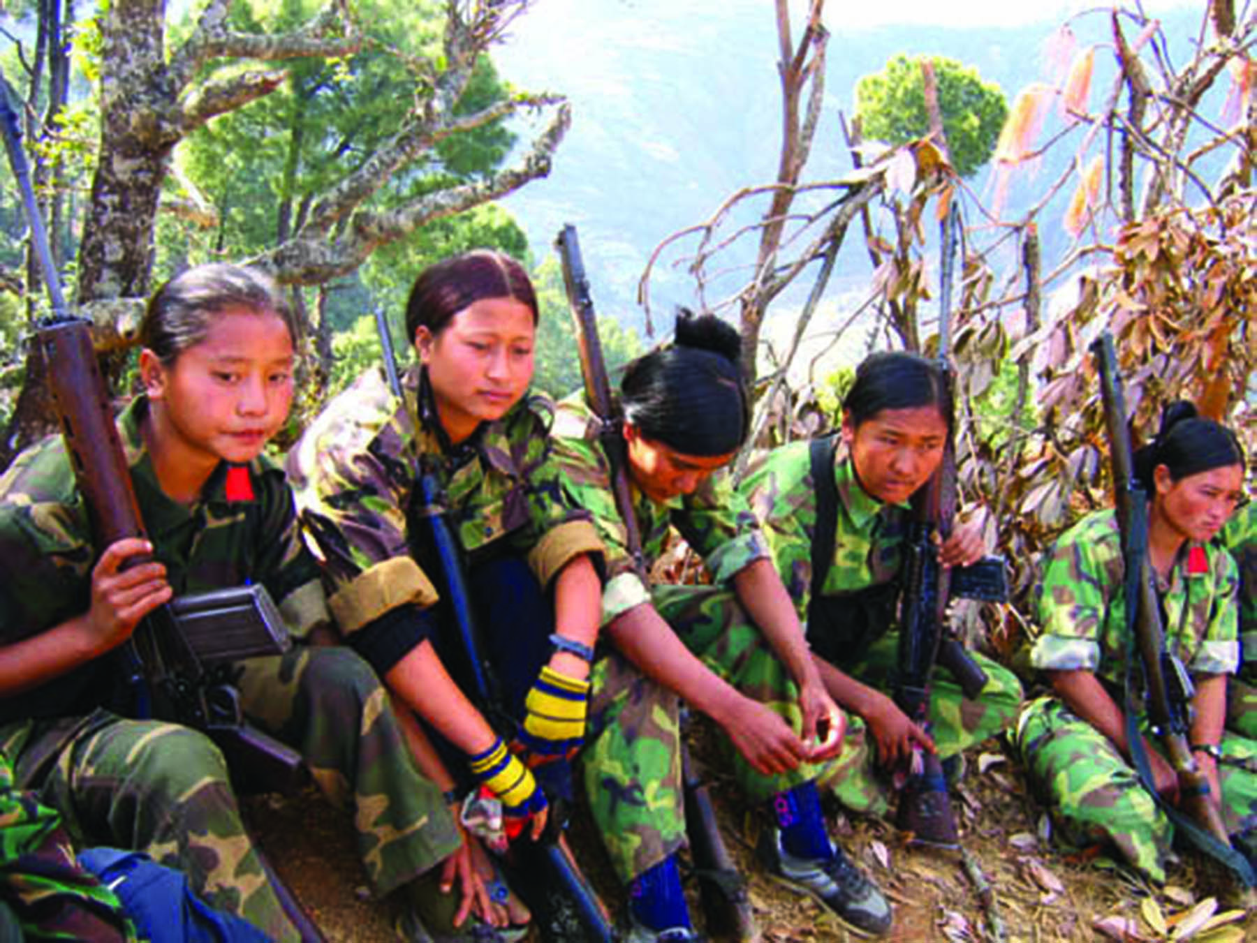 How Nepali women were misled into Maoist conflict