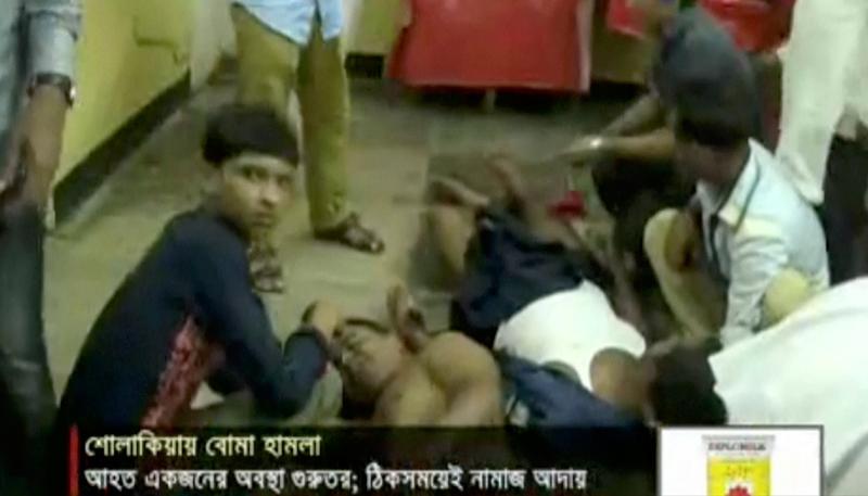 Bangladesh blast, gunbattle kill 4 during Eid prayers