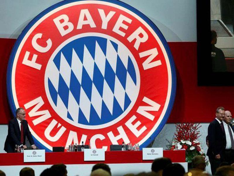 Bayern Munich announce record turnover