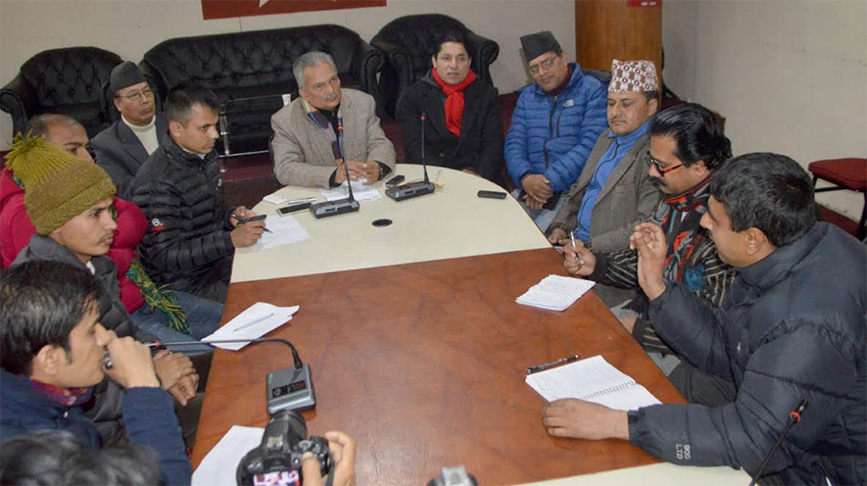 Current imbroglio gets outlet once heavyweights agree on power-sharing: Bhattarai