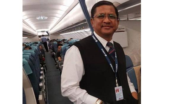 NAC picks under-prosecution pilot for overseas training