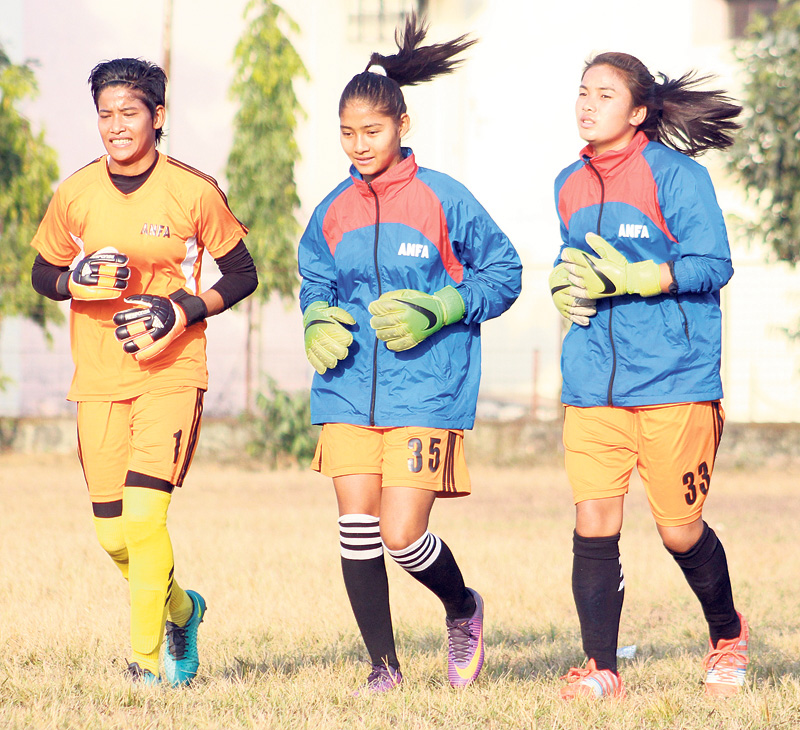 Nepal open SAFF campaign taking on Bhutan today