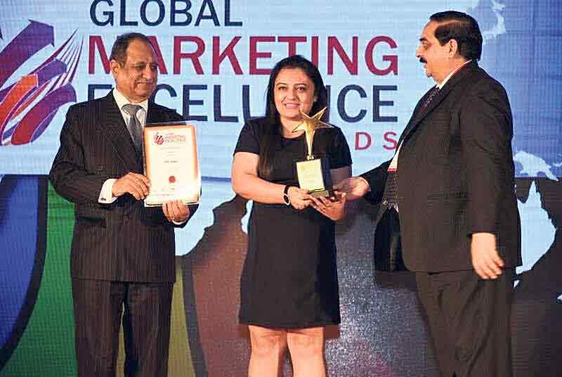 Smartphone maker Oppo wins Emerging Brand Award