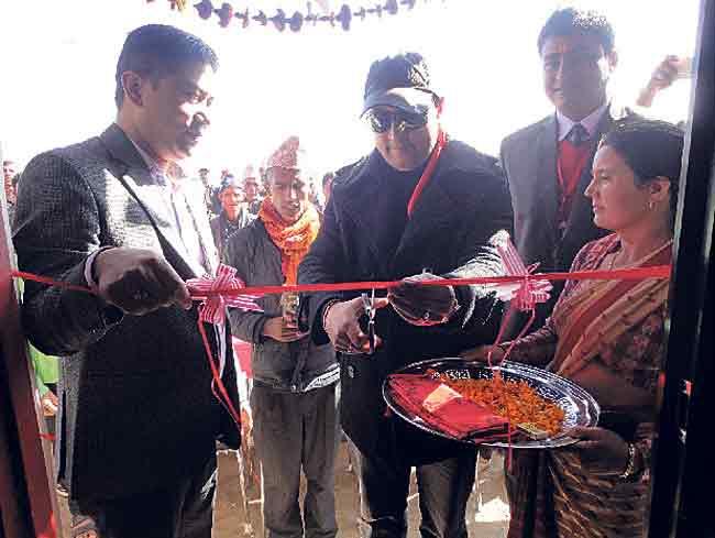 Prabhu Bank opens branch office in Achham