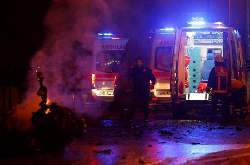 Death toll in Turkish attack rises to 38