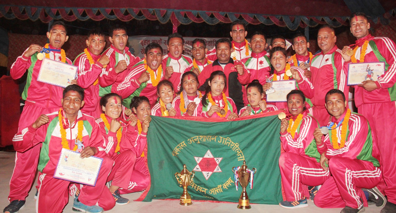 Army becomes boxing champion