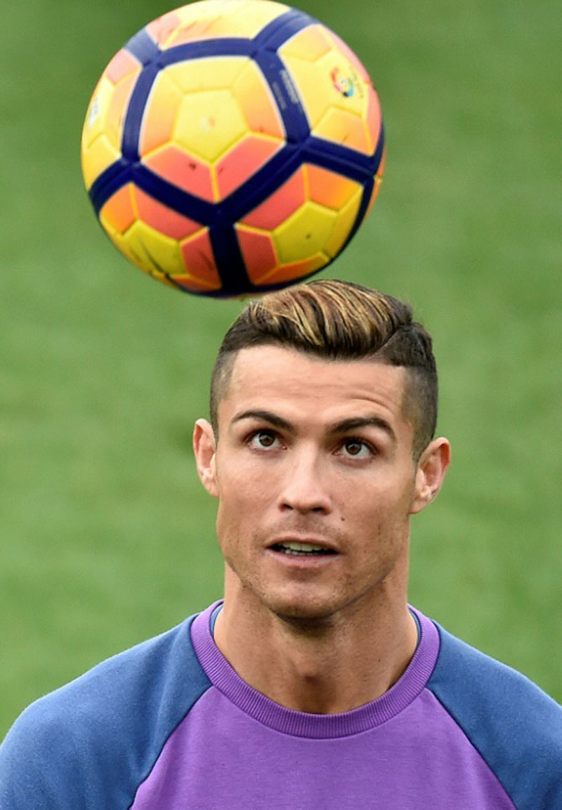 Ronaldo awaits fourth Ballon d'Or coronation