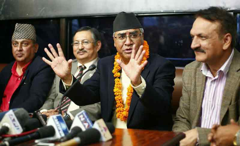Constitution amendment bill will be endorsed by majority of votes: Deuba