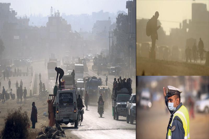 'Dust turning Valley into health hazard hub'