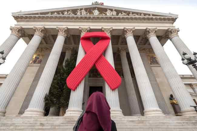 Social stigma causing depression in HIV patients