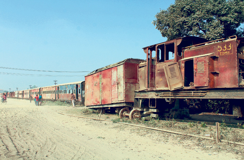 Janakpur-Jayanagar railway service unlikely to resume by June