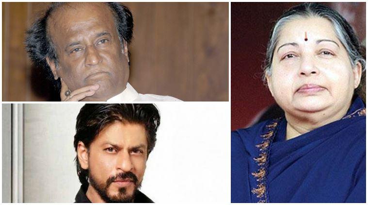 Film stars condole Jaya's demise