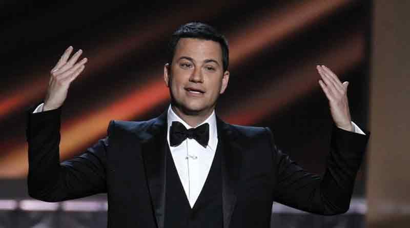 Jimmy Kimmel to host 2017 Oscars:Reports