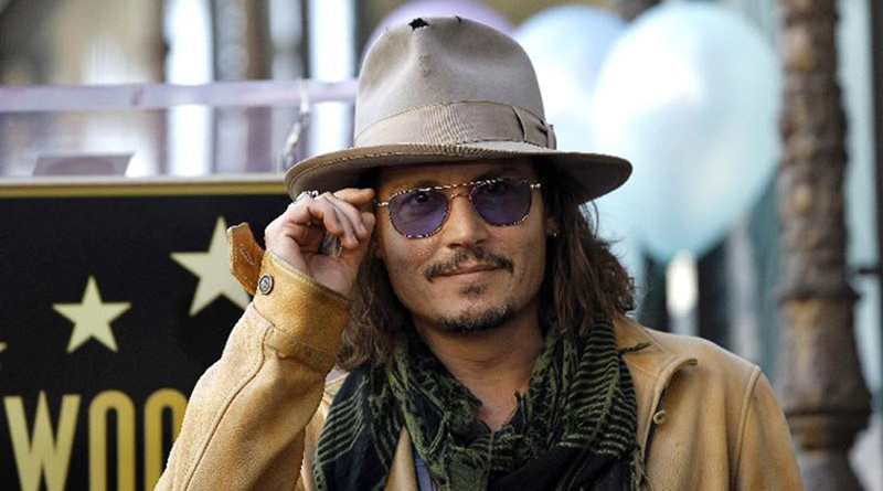 Johnny Depp tops as the world's most overpaid actor list for second time