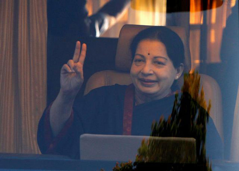 Tamil Nadu CM Jayalalithaa dies, supporters grieve in streets