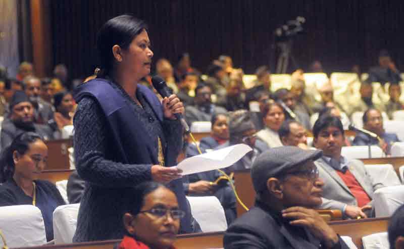 Amendment proposal at behest of India: Oppn MPs