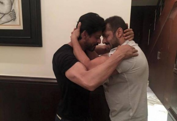 Salman and I will definitely work together in a film: SRK