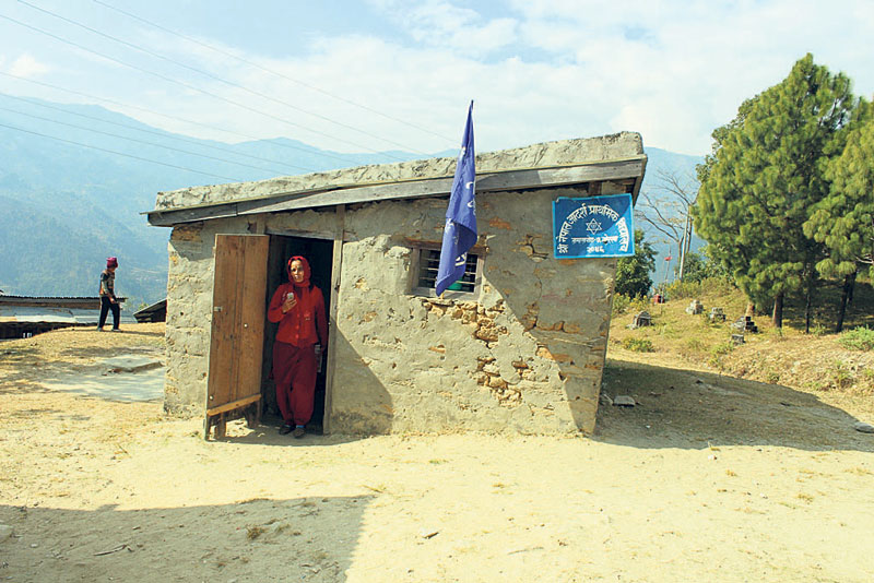 Sluggish construction affects reconstruction