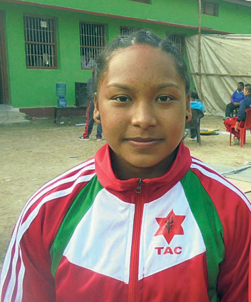 Kamal, Kamala set national records in weightlifting