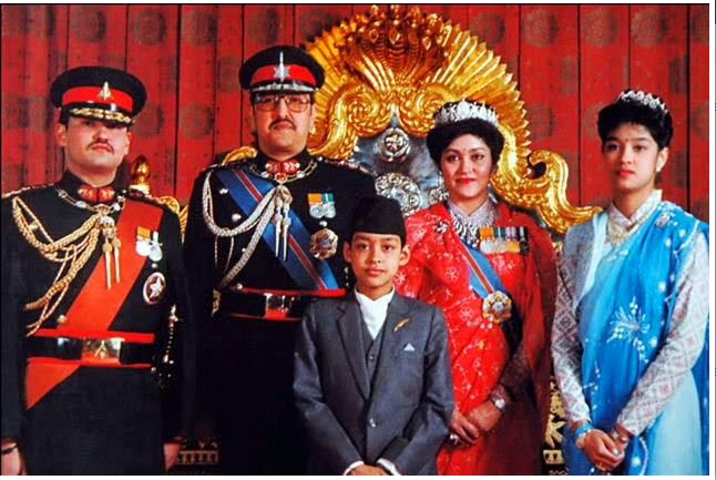 Late king Birendra's family has over Rs 400 million movable property