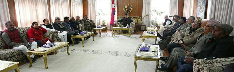 Ruling coalition, Madhes parties agree on revising amendment bill