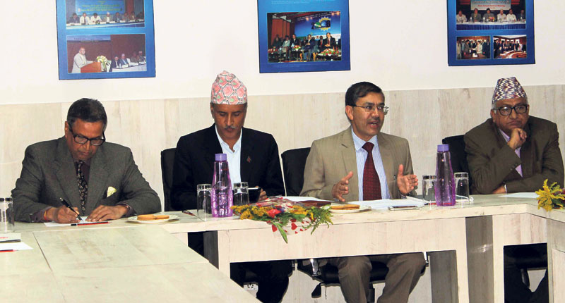 Nepali envoys to China, India vow to strengthen economic ties