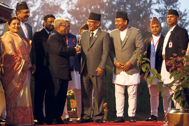 'I enjoyed every bit of Nepal visit':  Indian Prez