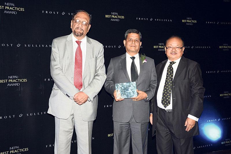Nabil bags Frost & Sullivan award