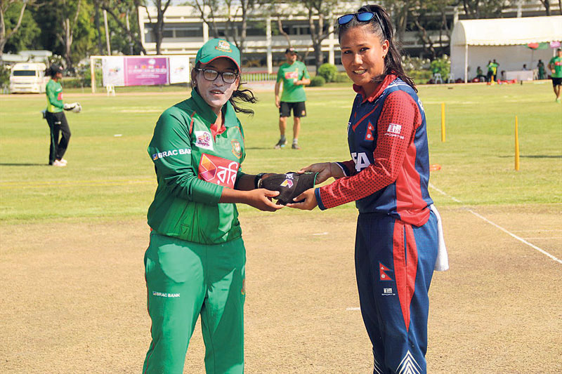 Nepal faces third defeat in a row