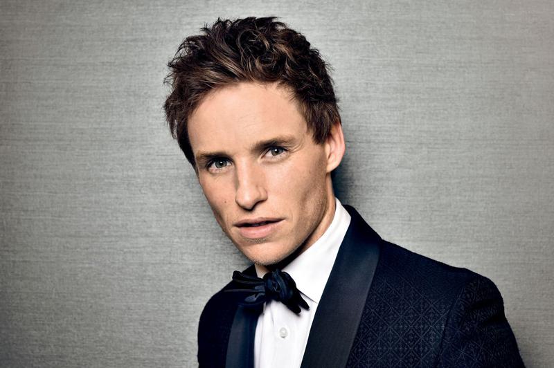 I definitely will not be playing James Bond: Eddie Redmayne