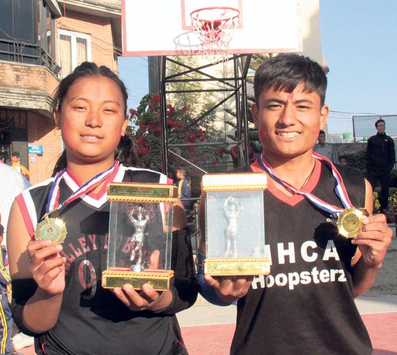 Valley Public, HHCA win inter-school basketball titles