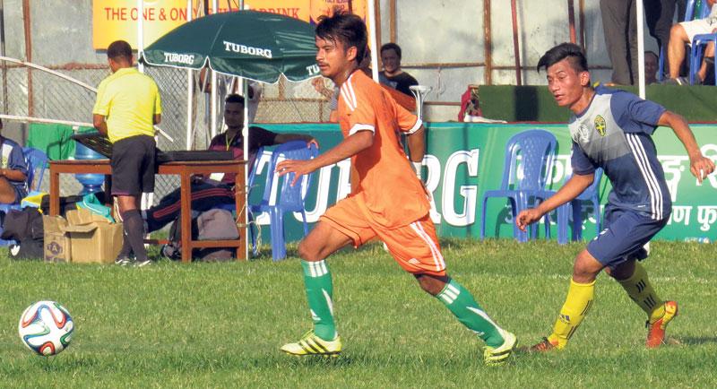 Morang into quarterfinal