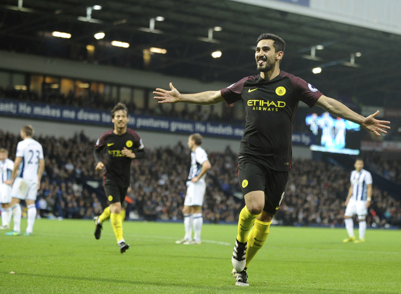Four-goal Man City, Arsenal, Liverpool leading way in EPL