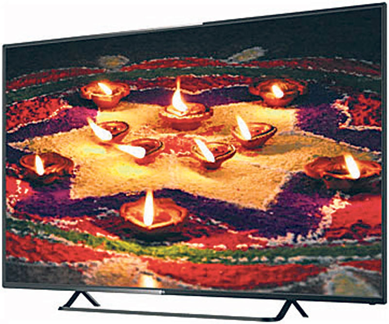 CG launches 65-inch LED TV