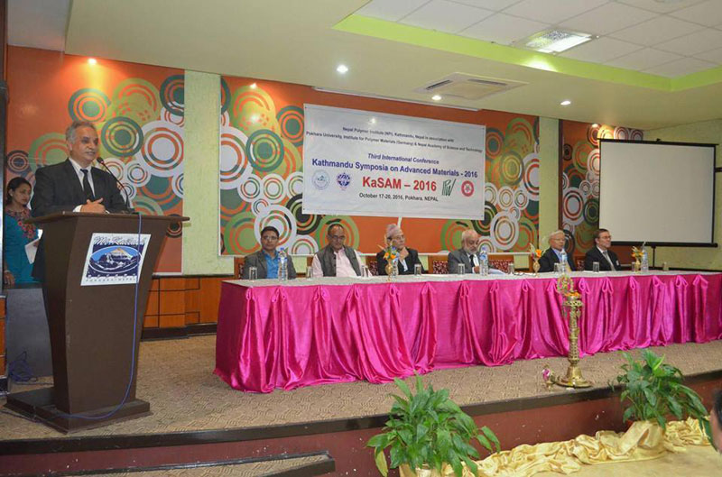 International Conference on Material Sciences kicks off in Pokhara