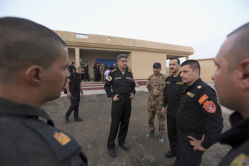 IS kills 11 workers at north Iraq power plant