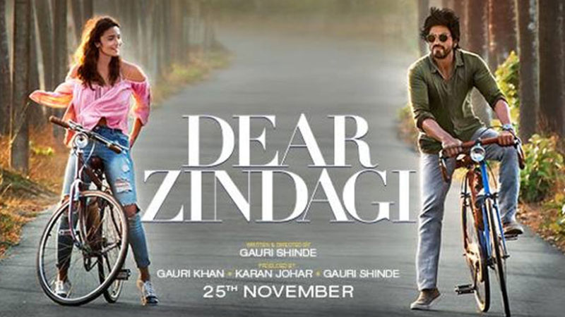 Dear Zindagi: Shah Rukh Khan helps Alia Bhatt overcome her Monday blues