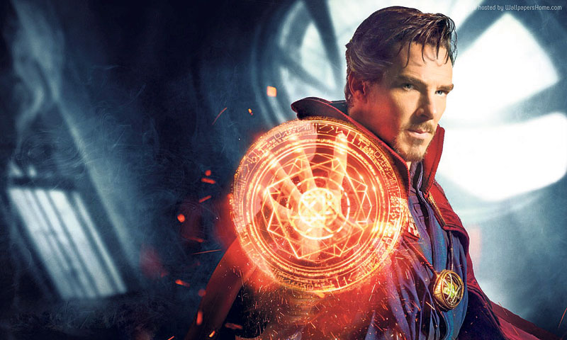 'Doctor Strange' beats 'Iron Man' to become Marvel's highest-grossing solo movie