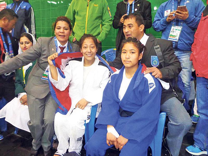 Judo for child development